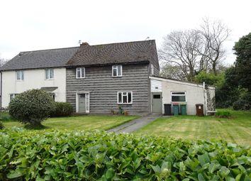 Thumbnail 3 bed semi-detached house for sale in Lea Road, Lea Town, Preston