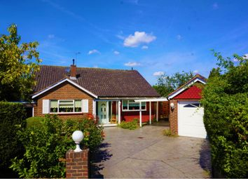 Thumbnail 3 bed detached bungalow for sale in Birkbeck Gardens, Woodford Green