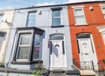 Alderson Road, Liverpool L15. 3 bed terraced house