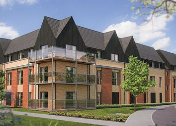 "Thumbnail 2 bedroom flat for sale in ""Stantone House v2"" at Station Road, Longstanton, Cambridge"