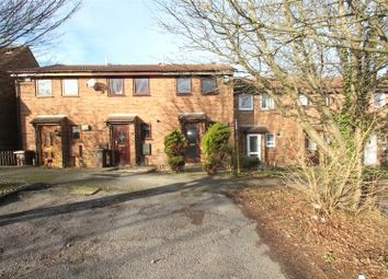 Thumbnail 2 bed terraced house for sale in Flamingo Close, Walderslade, Kent