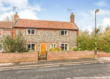 Thumbnail 4 bedroom cottage for sale in Brandon Road, Watton, Thetford