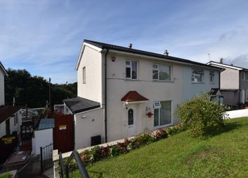 3 bed semi-detached house for sale in Montacute Avenue, Plymouth PL5