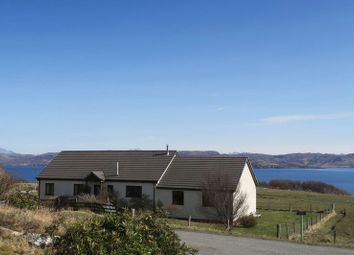 Thumbnail 4 bed detached house for sale in Glasnakille, Elgol, Isle Of Skye