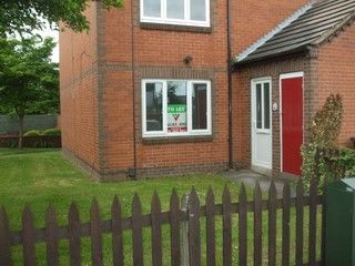 Thumbnail 1 bed flat to rent in Nathaniel Road, Long Eaton, Nottingham