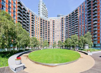 Thumbnail 2 bedroom flat to rent in New Providence Wharf, Fairmont Avenue E14,