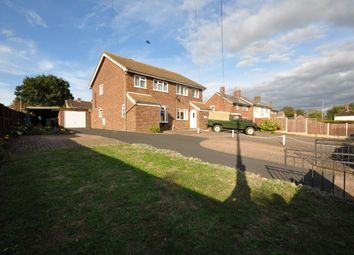 Thumbnail 3 bed semi-detached house for sale in Stanley Road, Roydon, Diss