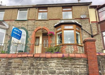 Thumbnail 3 bed terraced house for sale in Salisbury Road, Abercynon, Rhondda Cynon Taff