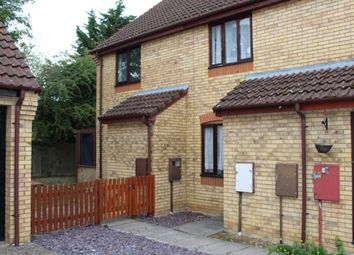 Thumbnail 2 bed semi-detached house for sale in Matilda Gardens, Shenley Church End, Milton Keynes