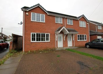 Thumbnail 3 bed semi-detached house to rent in Swan Street, Pensnett
