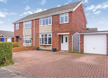 3 bed semi-detached house for sale in Glenfield Road, Grimsby DN37