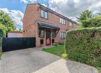 Thumbnail 3 bed semi-detached house for sale in Melbourn, Royston, Cambridgeshire