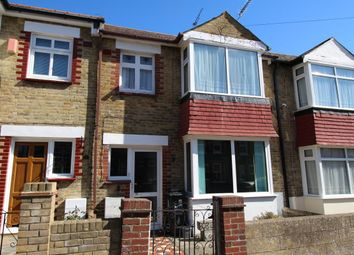 Thumbnail 3 bed terraced house for sale in Rosebery Avenue, Ramsgate