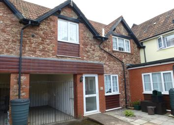 Thumbnail 2 bed town house for sale in Irnham Mews, Minehead