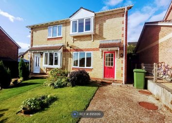 Thumbnail 2 bed semi-detached house to rent in Trem Y Garth, Llanharry, Pontyclun
