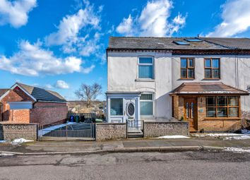 Thumbnail 3 bed terraced house for sale in West Hill Avenue, Hednesford, Cannock
