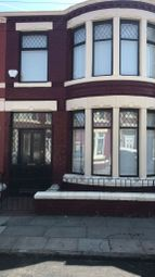 3 bed terraced house to rent in Gidlow Road South, Old Swan, Liverpool L13
