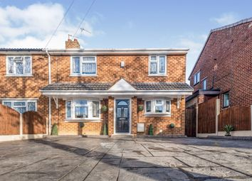 Thumbnail 4 bedroom semi-detached house for sale in Lime Tree Road, Walsall
