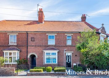 Thumbnail 2 bed terraced house for sale in Kings Road, Dereham