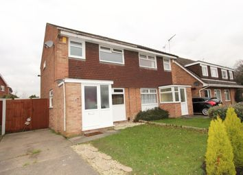 Thumbnail 3 bed semi-detached house to rent in Latimer Drive, Bramcote, Nottingham