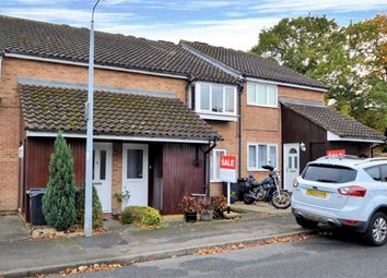 Thumbnail 2 bed maisonette for sale in Hampden Close, North Weald, Epping
