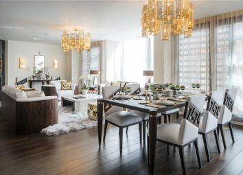 Thumbnail 1 bed flat for sale in Damac Tower, 71 Bondway, Parry Street, London