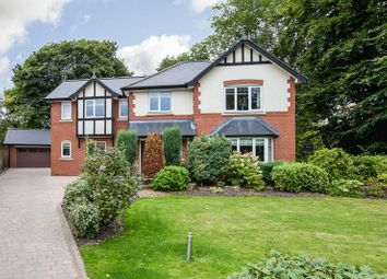 Thumbnail 5 bedroom detached house for sale in Mere Oaks, Standish, Wigan