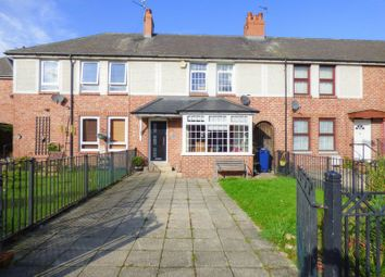 Thumbnail 3 bedroom terraced house for sale in Monkchester Road, Walker, Newcastle Upon Tyne