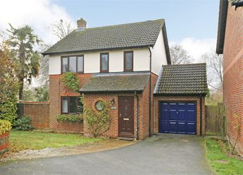 Thumbnail 3 bed detached house to rent in Holdaway Close, Kings Worthy, Winchester, Hampshire