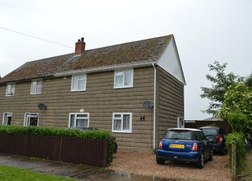 Thumbnail 3 bed semi-detached house to rent in West End, Swaton, Sleaford