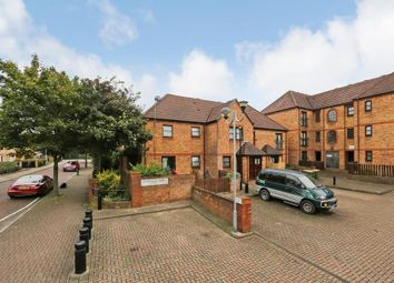 Thumbnail 1 bed terraced house to rent in Fleetwood Court, Evelyn Denington Road, London