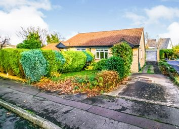 Thumbnail 2 bed semi-detached bungalow for sale in Hollyrood Close, Barry