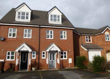 Thumbnail 3 bed semi-detached house for sale in Merchant Croft, Monk Bretton, Barnsley