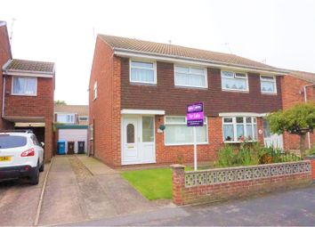 Thumbnail 3 bed semi-detached house for sale in Hathersage Road, Hull