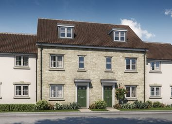 Thumbnail 3 bed town house for sale in Thorney Leys, Witney