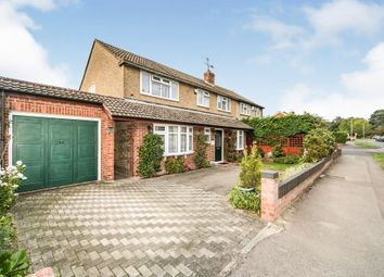 Whitley Wood Road, Reading RG2. 4 bed semi-detached house
