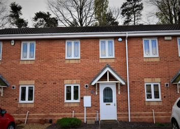 Thumbnail 2 bed town house for sale in Wilson Close, Mickleover, Derby