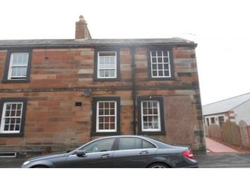 Thumbnail 2 bed semi-detached house to rent in Wellington Street, Annan
