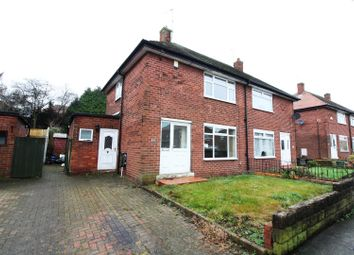 Thumbnail 2 bed semi-detached house for sale in Valley Road, Kippax, Leeds