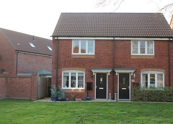 Thumbnail 2 bed semi-detached house to rent in Wilson Gardens, West Wick, Weston-Super-Mare