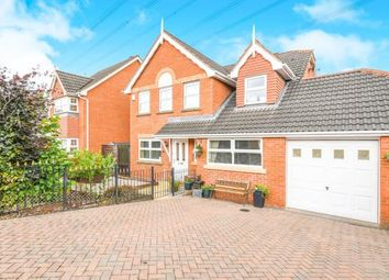 Thumbnail 4 bed detached house for sale in Dereham Way, Runcorn, Cheshire