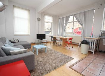 Thumbnail 3 bed flat to rent in Laburnum Steet, London, Hoxton