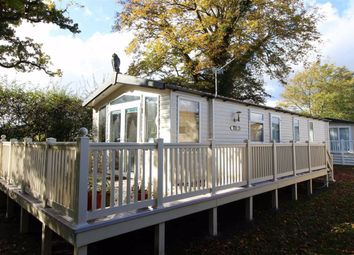 2 bed mobile/park home for sale in Hoburne Bashley Park, Sway Road, New Milton BH25