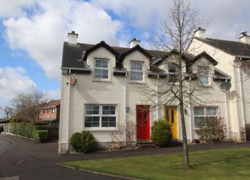 Thumbnail 3 bed terraced house to rent in Prospect Loanen, Carrickfergus