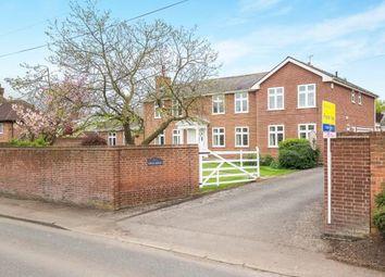 Thumbnail 6 bed detached house for sale in Main Street, Newton, Nottingham, Nottinghamshire