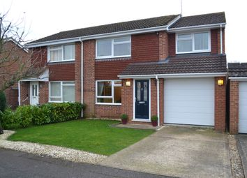 Thumbnail 3 bed semi-detached house for sale in Hungerford Drive, Maidenhead