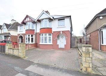 Thumbnail 3 bedroom semi-detached house for sale in Massey Road, Gloucester