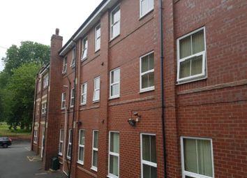 Thumbnail 1 bedroom flat to rent in Brunswick Park Road, Wednesbury, West-Midlands