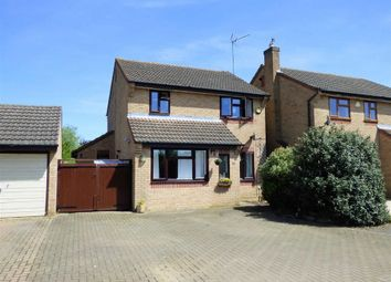 Thumbnail 4 bed detached house for sale in Membris Way, Woodford Halse, Northants