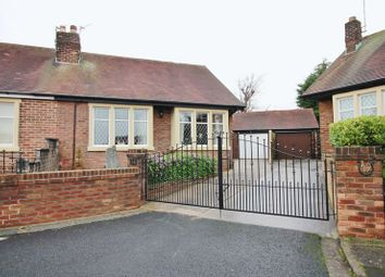 Thumbnail 3 bed semi-detached bungalow for sale in 14 Hillside Close, Blackpool